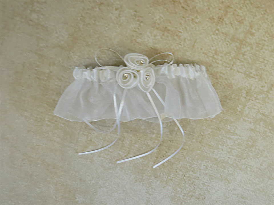 Closeout Garter as pictured