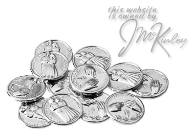 17mm Thirteen coins double bathed in 14k gold with image of the bride and groom RECUERDO D