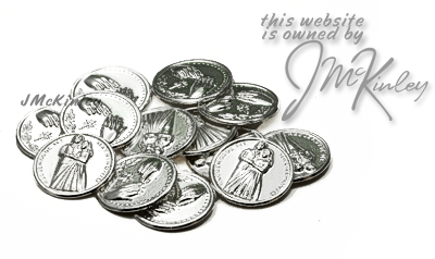 HEAVY ELEGANT 17mm Sterling Silver Bride Groom Wedding Arras Coins 13 Sterling Arras Coins