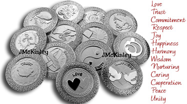 SILVER Unity Coins